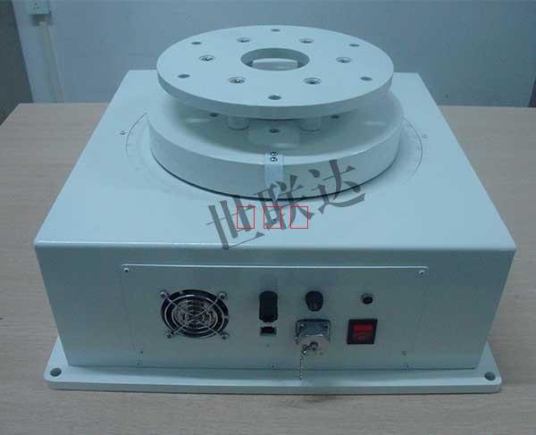 单轴测量转台SLD-1T170421