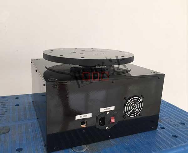 单轴测量转台SLD-1T18052302