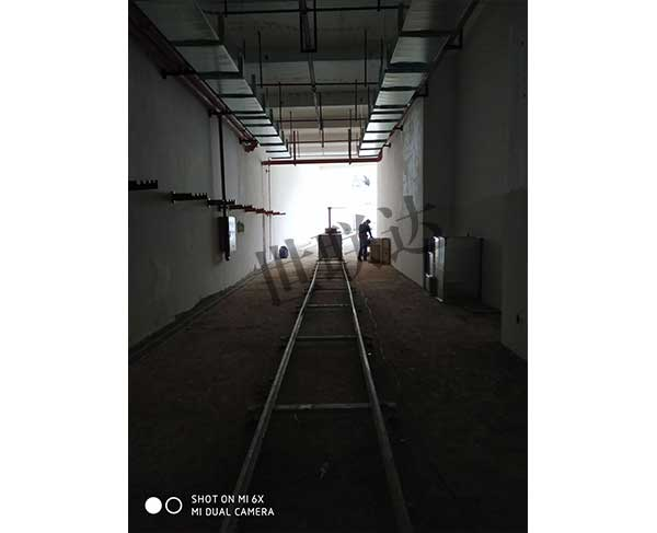 漏缆测量系统