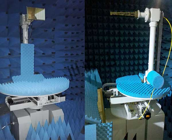 终端、小型天线测量系统