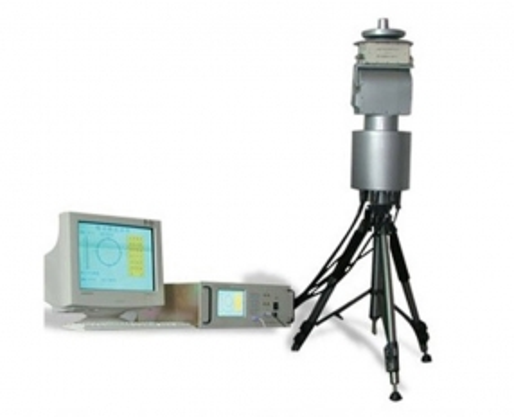SLD-S2型程控伺服转台