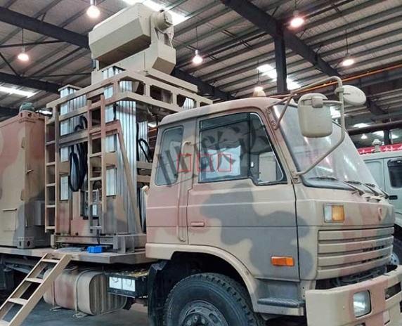 广州两轴伺服转台SLD-2S17092501