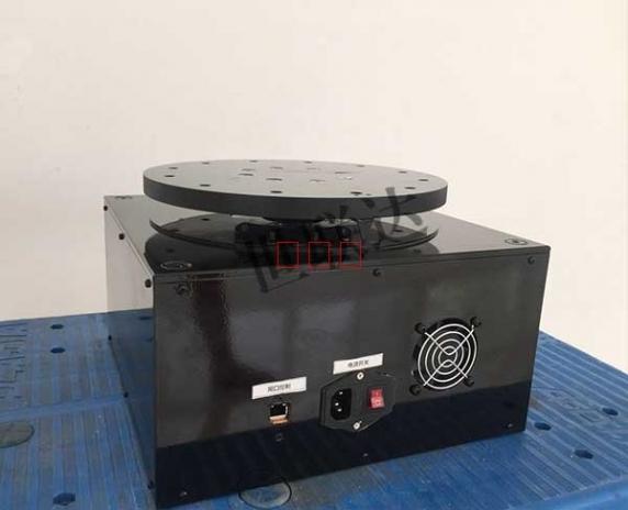 福建单轴测量转台SLD-1T18052302