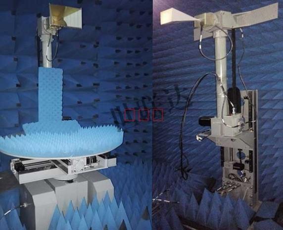 福建终端、小型天线测量系统